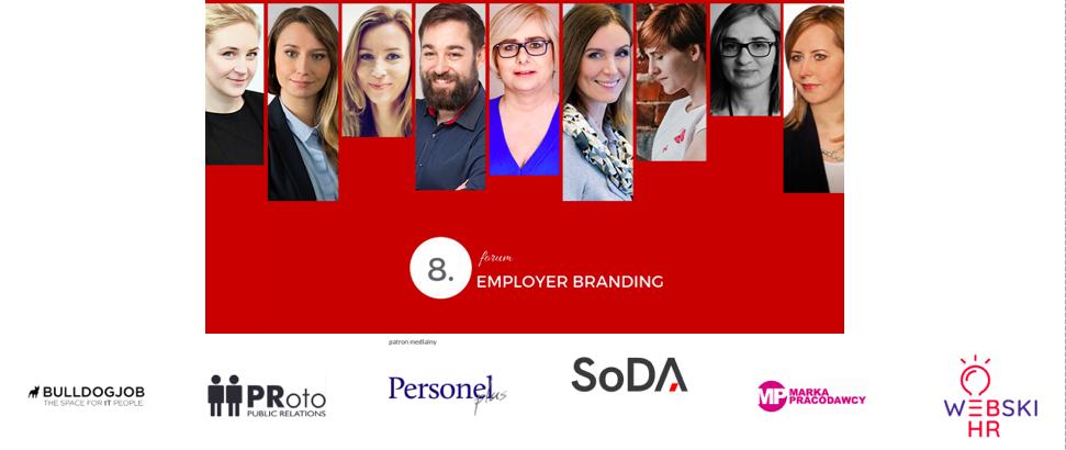 Podsumowanie 8. forum Employer Brandingu